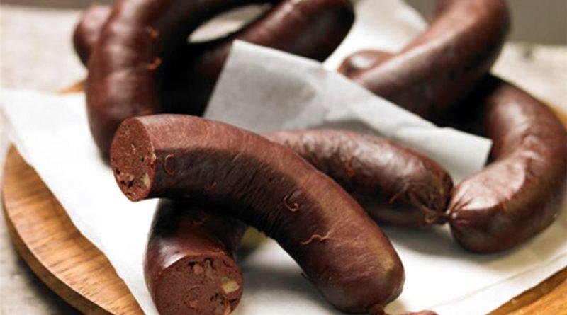 Vente de Boudin et Saucisson – Patates